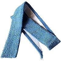 ARFA ® Anti Slip, cotton Shock Absorbing, Self-Adhesive Tennis Badminton Racket Towel Grip - Colour Assorted…