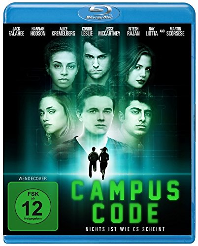 Campus Code (Blu-ray)