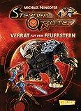 Sternenritter 4: Verrat auf dem Feuerstern: Science Fiction-Buch der Bestseller-Serie für Weltraum-Fans ab 8 Jahren (4)