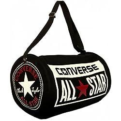 Converse 10422C-001 Bolsa, Negro / Blanco, S