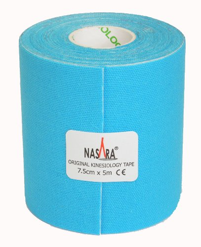 kinesio-nastro-adesivo-elastico-cm-75x5-metri-neuromuscolare-knabe7-azzuro