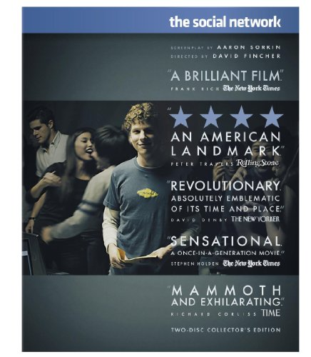 Click for larger image of Social Network [Blu-ray] [2010] [US Import]