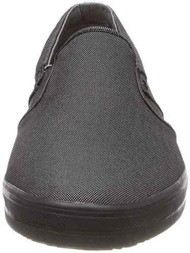 Bugatti Herren 321502626900 Slip On Sneaker Schwarz (Schwarz)
