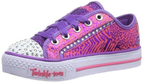 Skechers ShufflesGimmie Glam 10331L M盲dchen Sneaker Pink (Hppr)