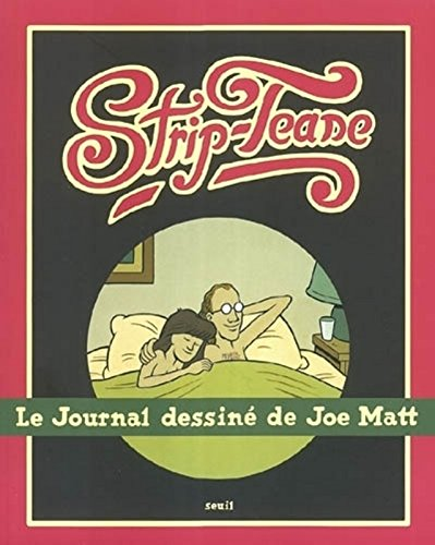 Strip-tease par Joe Matt
