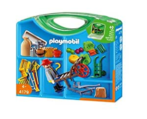 Playmobil - 4179 - Boite De Jeu Fermier