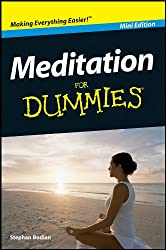 Meditation for Dummies (Pocket Edition)