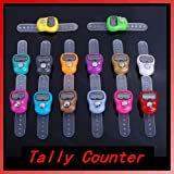 JMT Tally Counter Mini LCD 5 chiffres Golf numérique électronique doigt Hand Held Tally Counter