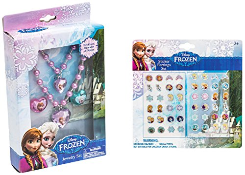 Disney 755062/755070 - Frozen Set Composto da Confezione con Accessori