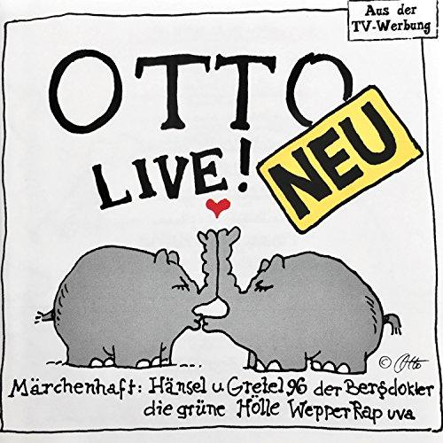 Werbung Merci (Live)