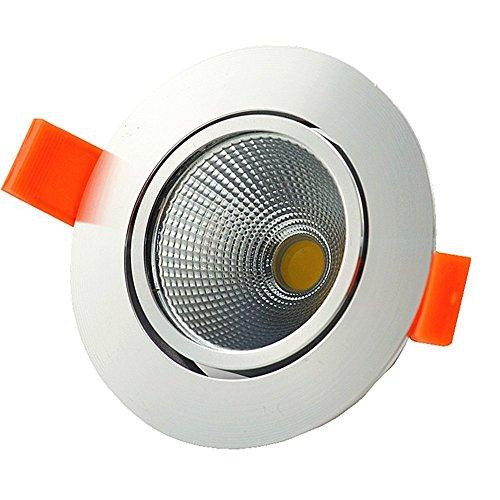 Henda Gnetic Class LED Einbauleuchte Downlights Circular COB-ES050040G Hängeleuchte 15W warmes Licht 3000K