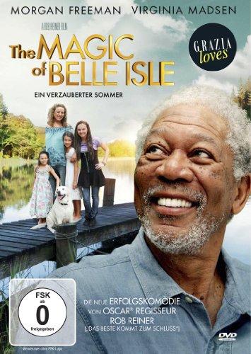 The MAGIC of BELLE ISLE - Ein verzauberter Sommer (Verzaubert Dvd)