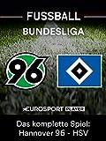 Das komplette spiel: Hannover 96 - Hamburger SV 4. Spieltag
