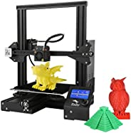Creality 3D Ender-3 3D Printer DIY Easy-Assemble 220 x 220 x 250mm Printing Size with Resume Printing Support