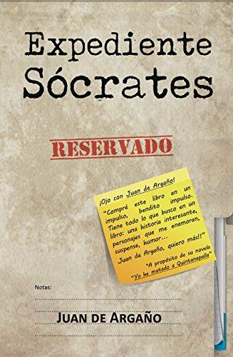 Expediente Sócrates (Universo Grillo nº 2) por Juan de Argaño