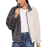 Hanomes Damen pullover, Frauen Winter Lässige Warme Parka Jacke Solide Zipper Outwear Mantel Outercoat preisvergleich bei billige-tabletten.eu