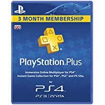 PlayStation Plus - 90 Day Subscription [Importación inglesa]
