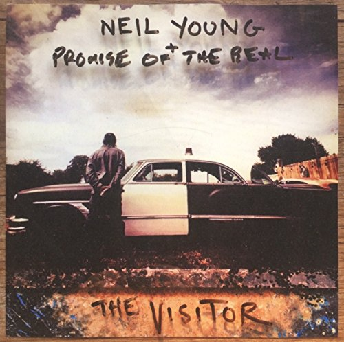 The Visitor (Cd Harvest Young Moon-neil)