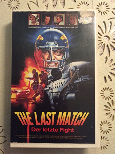 The Last Match - Der letzte Fight [VHS]