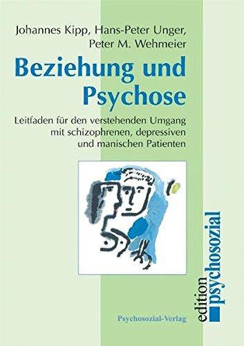 Cover »Beziehung und Psychose«