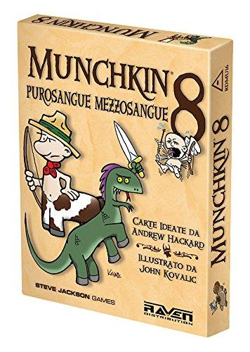 Raven - Munchkin 8 - Purosangue e Mezzosangue