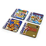Nintendo CSP0022 - Posavasos, multicolor