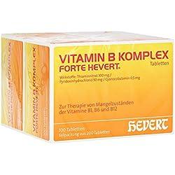 Vitamin B Komplex forte Hevert Tabletten 200 stk