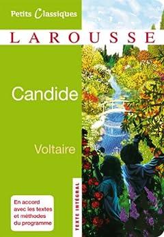 Candide (Petits Classiques Larousse t. 19) par [Voltaire, François-Marie Arouet dit]