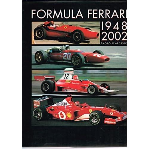 Formula Ferrari. Aggiornata Al 2002