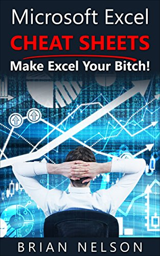 Microsoft Excel - Cheat Sheets: Make Excel Your Bitch! (English Edition)