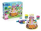 Peppa Pig - Juego de plastilina para crear pasteles (Canal Toys PEPP003)