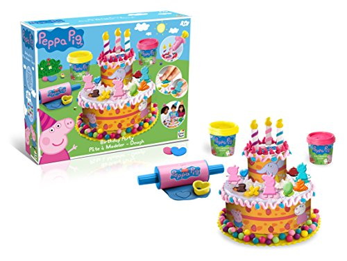 Peppa Pig Ultimate Dough Play Set with Cutting Moulds & Cutters