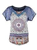 Damen Shirt mit modischem Druck 50 by Laura Kent