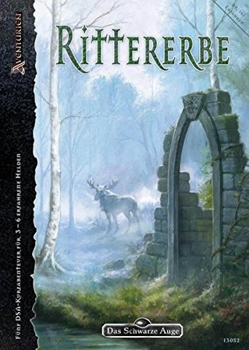 Rittererbe: DSA-Abenteuer Nr. 165 (Das Schwarze Auge: Aventurien (Ulisses))