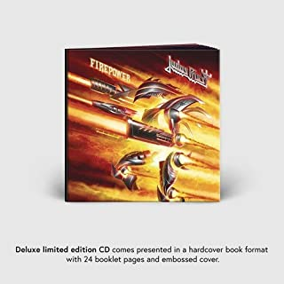 Firepower (Hardcover CD)