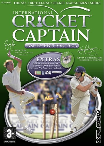 International Cricket Captain 2006: Ashes Edition with Free Ashes DVD [UK Import]