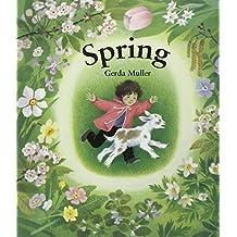 Spring Board Book by Gerda Muller (2004-08-01)