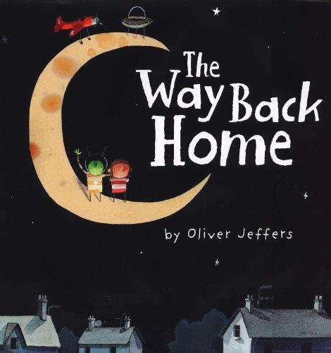 The Way Back Home por Oliver Jeffers
