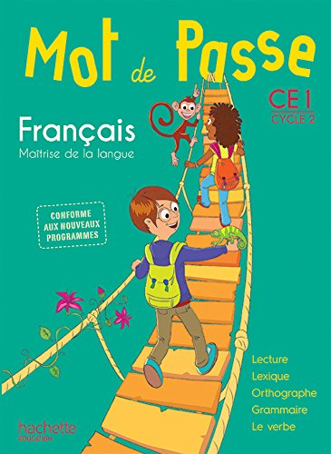 Mot de passe Français CE1