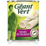Geant Vert de Palmier la Boîte 220 g - Lot de 4