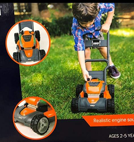 Husqvarna Spielzeug Rasenmäher