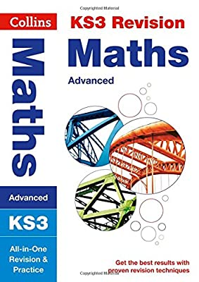 KS3 Maths (Advanced) All-in-One Revision and Practice (Collins KS3 Revision) from Collins
