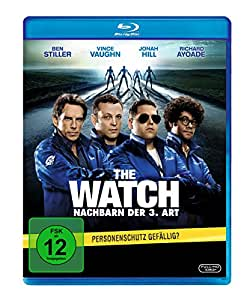 The Watch - Nachbarn der 3. Art [Blu-ray]