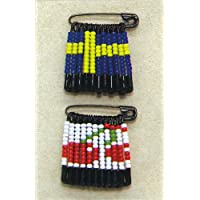 Kit spilla pin Toho perle di sicurezza svedese Cherry (japan import)