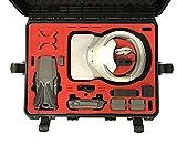 MC-CASES® Koffer für DJI Mavic 2 Pro und Zoom mit Platz für DJI Goggles