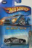 Hot Wheels Racing Mustang Cobra Black 2005 086 1/5 by Hot Wheels