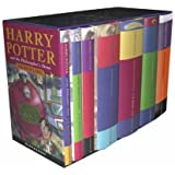 Harry Potter Boxed Set (Children's Edition): Contains: Philosopher's Stone / Chamber of Secrets / Prisoner of Azkaban / Goblet of Fire / Order of the ... Hollows (Contains all 7 books in the series) by Rowling, J. K. (2007) Hardcover