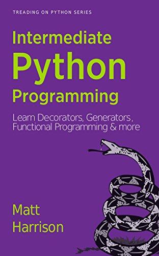 Serie Generatoren (Treading on Python Series: Intermediate Python Programming: Learn Decorators, Generators, Functional Programming and More (English Edition))