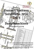 Product icon of SolidWorks 2016 Dampfmaschinen: Teil 5