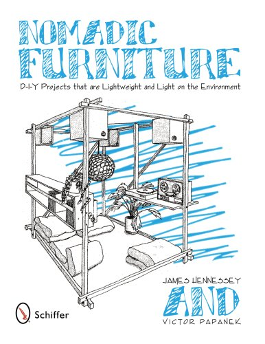 Portada del libro Nomadic Furniture